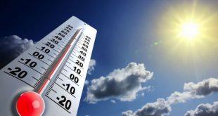 Meteorología, calor, altas temperaturas