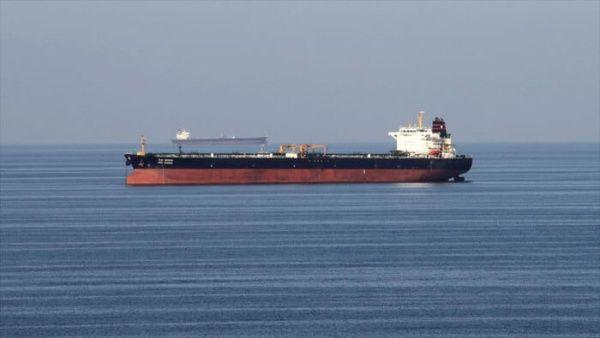 El primer buque llega después de cargar gasolina en el puerto iraní de Bandar Abás el mes de marzo. (Foto: HispanTV)