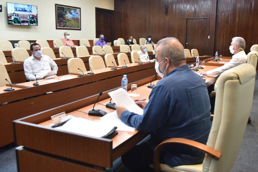 El Gobierno cubano prosiguió este miércoles el chequeo diario a la situación epidemiológica del país. (Foto: Estudios Revolución)