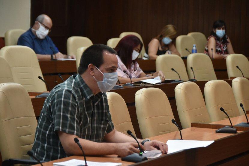 El ministro de Salud Pública informó que la relación entre los nuevos casos y las altas médicas recobró su condición favorable. (Foto: Estudios Revolución)