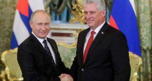 cuba, rusia, vladimir putin, miguel diaz-canel, guerra contra el fascismo