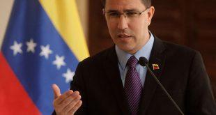 Venezuela, Estados Unidos, Jorge Arreaza
