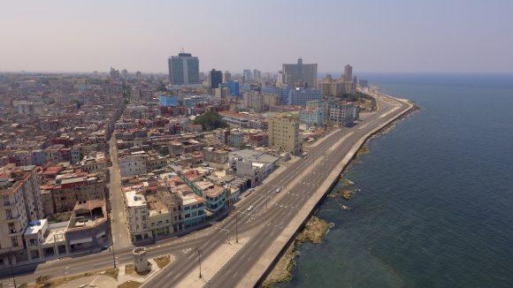 La Habana es actualmente el epicentro de la epidemia en Cuba. (Foto: Naturaleza secreta)