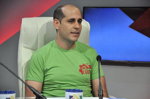 Diosvany Acosta Abrahantes. (Foto: Cubadebate)