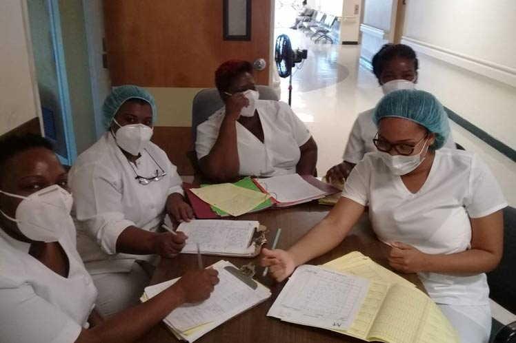 cuba, antigua y barbuda, medicos cubanos, covid-19, coronavirus, salud publica