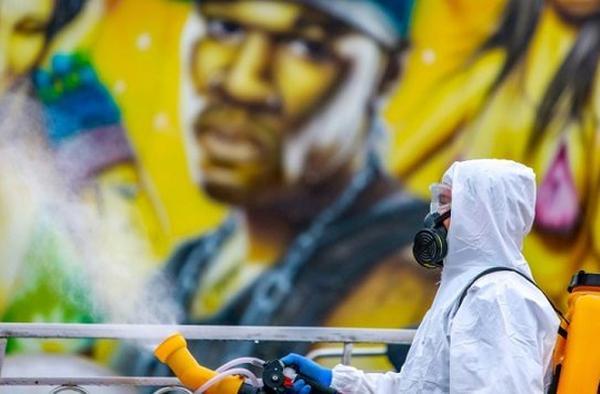 brasil, coronavirus, covid-19, muertes, pandemia mundial