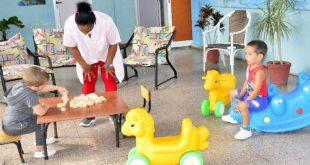 cuba, educacion, circulos infantiles, coronavirus, covid-19, salud publica