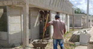 cuba, construccion de viviendas, ministerio de la construccion, covid-19, coronavirus