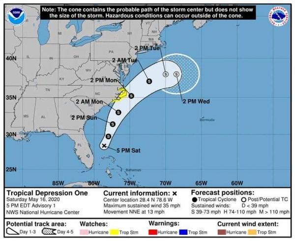 cuba, meteorologia, depresion tropical, tormenta tropical