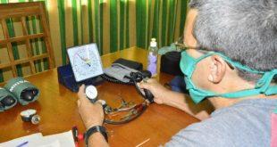 sancti spiritus, coronavirus, electromedicna, salud publica, covid-19