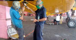 sancti spiritus, aviacion, empresa nacional de servicios aereos