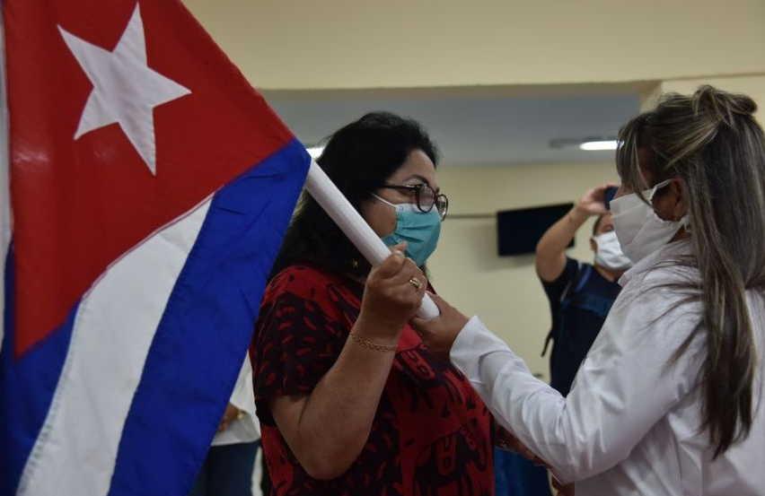 cuba, trinidad y tobago, enfermeras, covid-19, coronavirus, pandemia