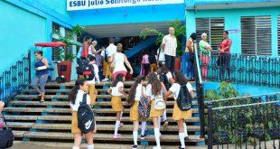 cuba, enseñanza secundaria basica, educacion, curso escolar