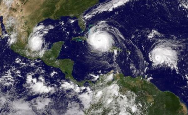 temporada ciclonica, huracanes, meteorologia