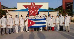 Cuba, Estados Unidos, colaboración médica, COVID-19