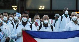 cuba, medicos cubanos, solidaridad, coronavirus, covid-19, premio nobel de la paz
