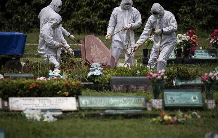 estados unidos, brasil, muertes, covid-19, pandemia mundial, coronavirus