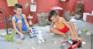 cuba, dia internacional de la infancia, miguel diaz-canel, covid-19, presidente de la republica de cuba