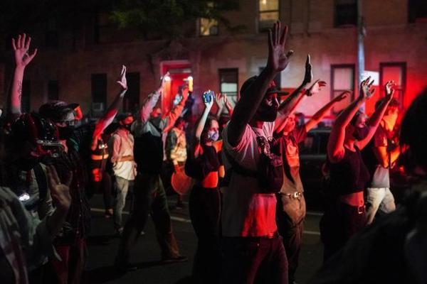 estados unidos, protestas, muertes, policia, racismo