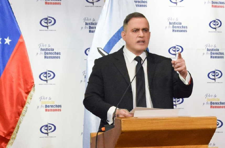 Presentan a presuntos terroristas ante tribunales de Venezuela