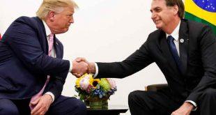 Estados Unidos, Brasil, COVID-19, Bolsonaro, Trump
