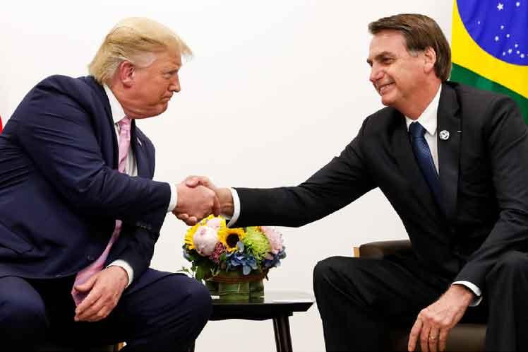 La administración de Donald Trump prohibió a los extranjeros viajar a EE.UU. si antes visitaron Brasil. (Foto: PL)