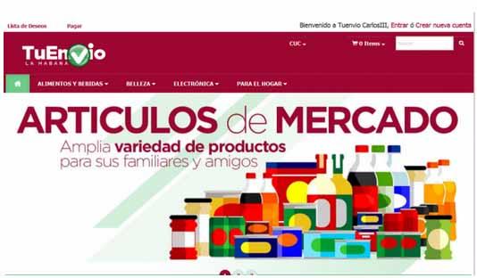 La Tienda Virtual de la Corporación CIMEX en Sancti Spíritus ya acumula cerca de 13 mil órdenes de compra.