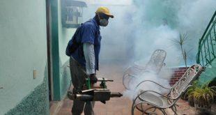 Dengue, Salud, Sancti Spíritus