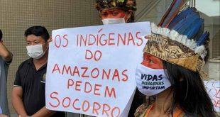 brasil, jair bolsonaro, covid-19, indigenas, muertes