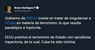 Cuba, Estados Unidos, terrorismo