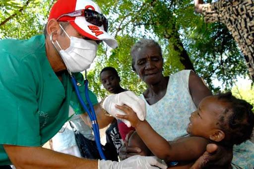 Estados Unidos califica injustamente a las misiones médicas como un ejemplo de trabajo forzado. (Foto: ACN)