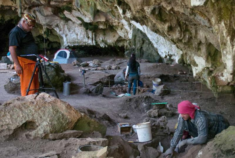 yaguajay, sancti spiritus, hallazgo arqueologico, arqueologia, ciencia y tecnica, medio ambiente