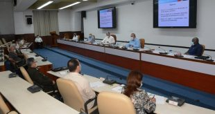 Consejo de Ministros, Díaz-Canel, Coronavirus, Salud