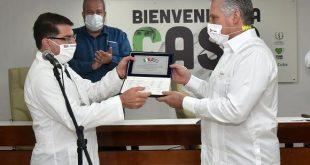Coronavirus, Díaz-Canel, colaboradores, Lombardía