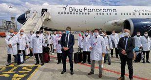 cubga, italia, salud publica, medicos cubanos, covid-19, coronavirus, contingente henry reeve, lombardia