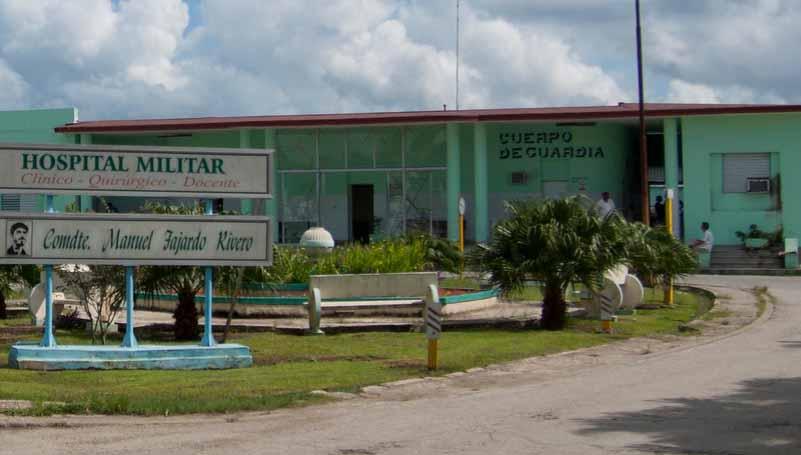 La integración de los hospitales militares al enfrentamiento de la pandemia ha resultado relevante en el accionar de Cuba frente a la pandemia. (Foto: PL)