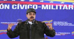 Venezuela, mercenarios, Nicolás Maduro