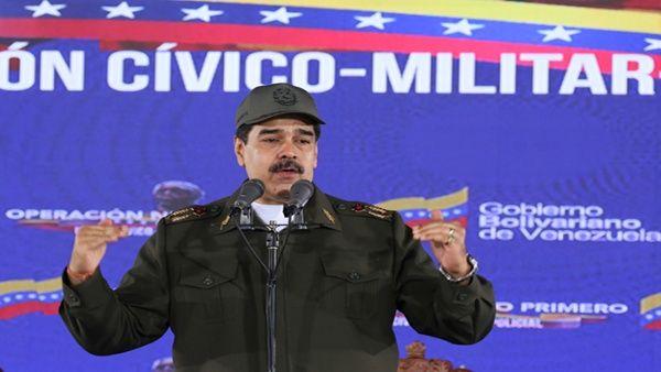 Maduro ofreció detalles de las capturas de los participantes en la Operación Gedeón. (Foto: @PresidencialVE)