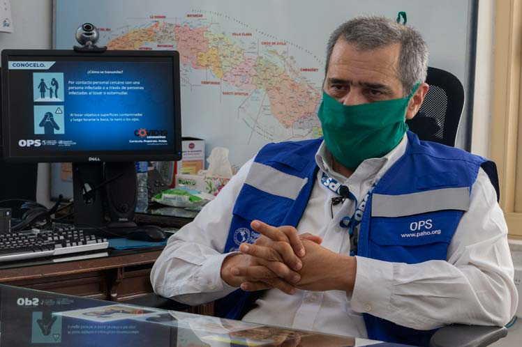 cuba, ops, oms, salud publica, covid-19, coronavirus