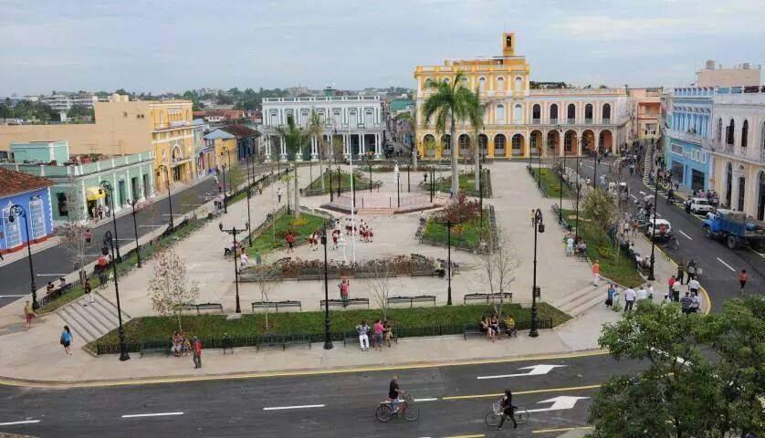 La ciudad de Sancti Spíritus festejó este 4 de junio su aniversario 506. (Foto: PL)