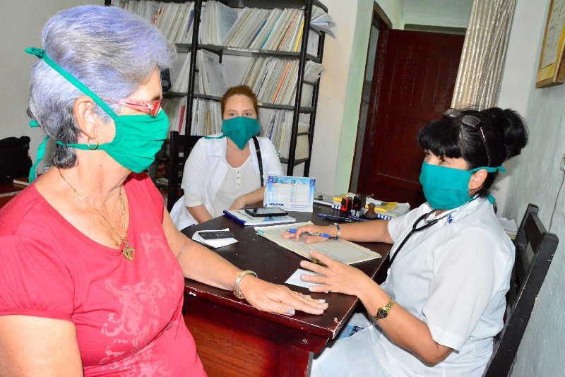 sancti spiritus, produccion de alimentos, recuperacion post covid-19 en cuba, covid-19, coronavirus, economia cubana, atencion primaria de salud, pesquisas, salud publica