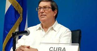 cuba, asociacion de estados del caribe, aec, minrex, bruno rodriguez, canciller cubano