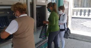 sancti spiritus, banca electronica, banco popular de ahorro, cajeros automaticos, covid-19