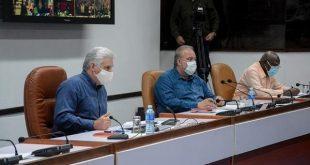 cuba, economia cubana, consejo de ministros, covid-19, miguel diaz-canel