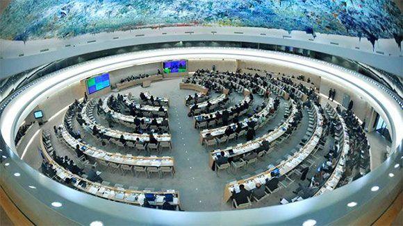Consejo de Derechos Humanos. (Foto: @PedroPedrosoC)
