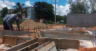 sancti spiritus, la sierpe, construccion de viviendas, empresa agroindustrial de granos sur del jibaro, cosecha arrocera, economia cubana