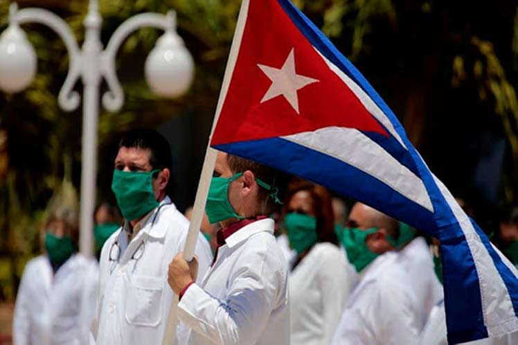 cuba, salud publica, contingente henry reeve, medicos cubanos, covid-19, coronavirus