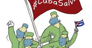 cuba, medicos cubanos, contingente henry reeve, covid-19, trata de personas, relaciones cuba-estados unidos, miguel diaz-canel