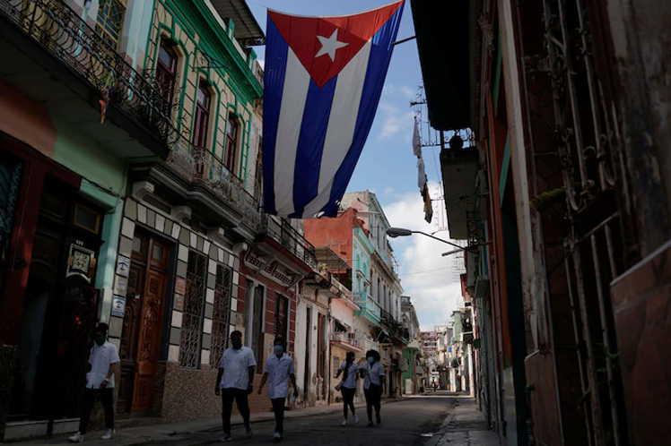 cuba, relaciones cuba-estados unidos, the washington post, covid-19, pandemia mundial