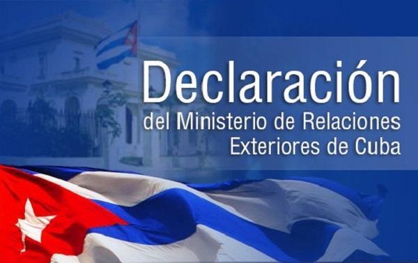 cuba, minrex, lucha vs terrorismo, terrorismo, relaciones cuba-estados unidos, paz en colombia